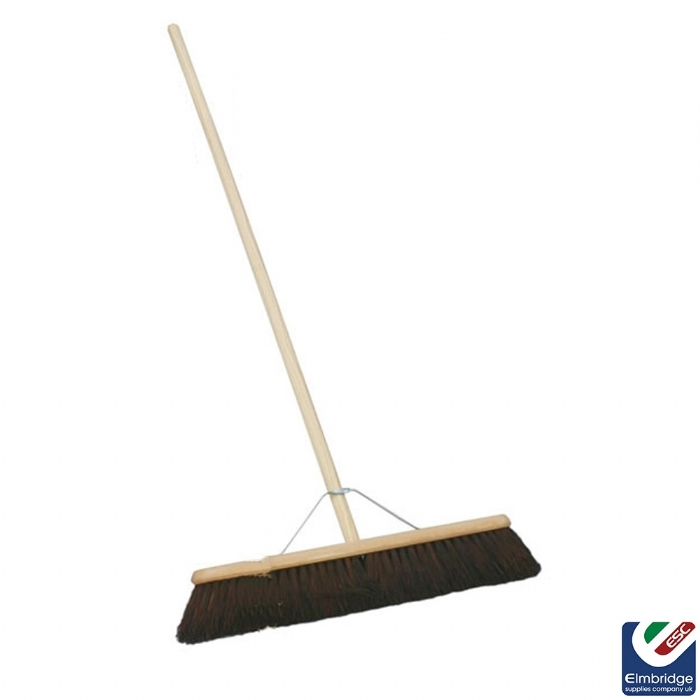Bass Hard Broom - 12'' & 24''