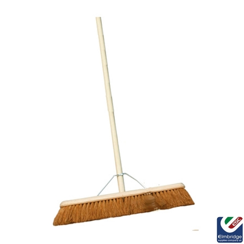 Coco Soft Broom - 12'' & 24''