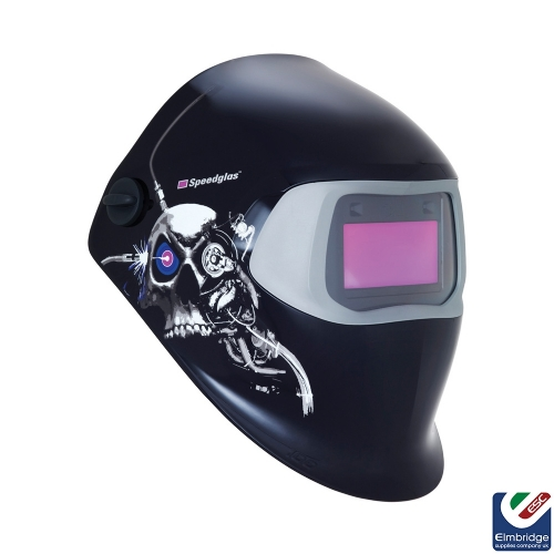 3M Speedglas 100 Series Welding Helmets   Mechanical Skull