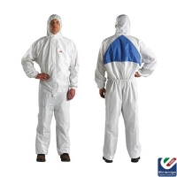 3M™ 4540+ Type 5/6 Disposable Paper Coveralls