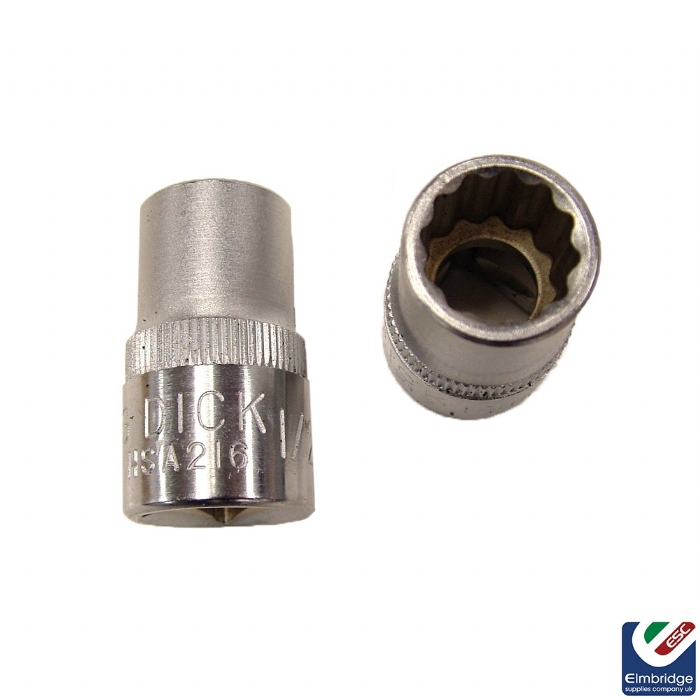 1/2'' Loose Sockets Imperial