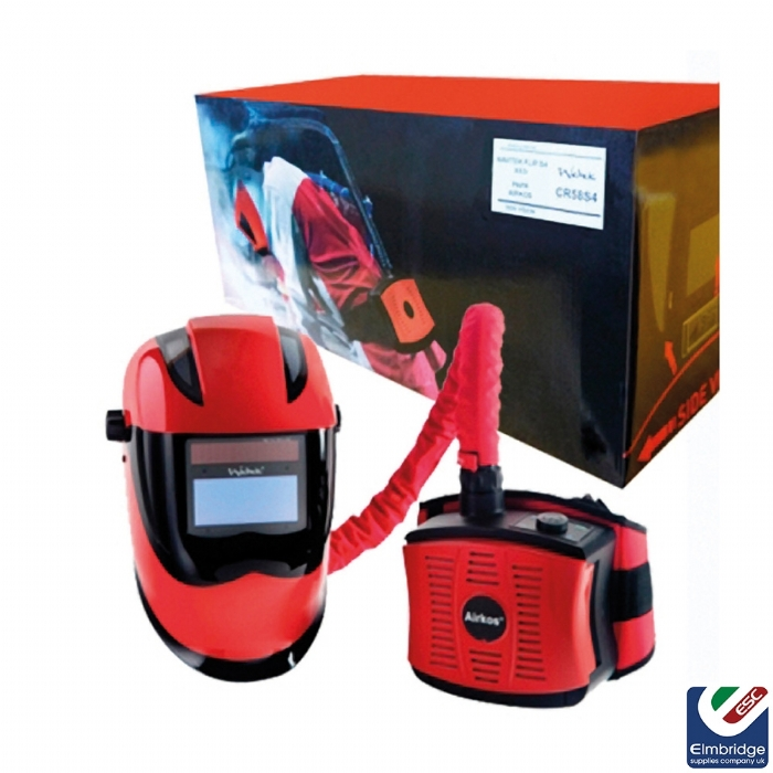Weltek Kapio S4 Air Fed Welding System