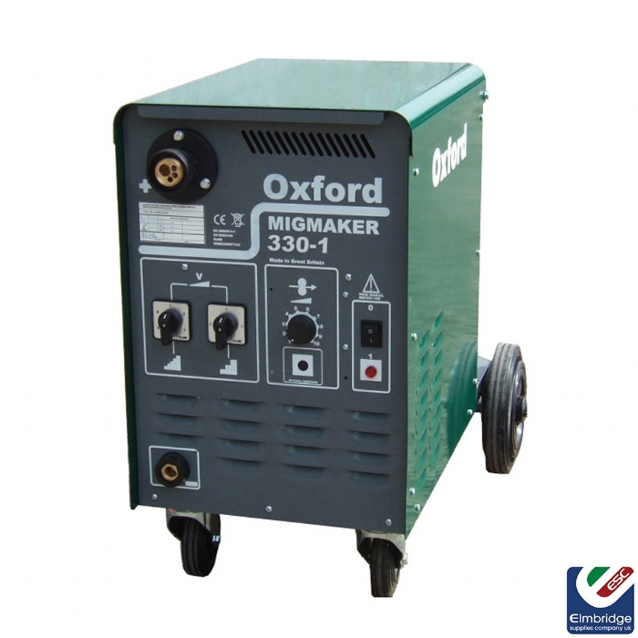 Oxford Migmaker Range - Three Phase MIG Welders