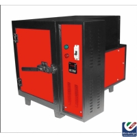 Stationary 300C Welders Oven