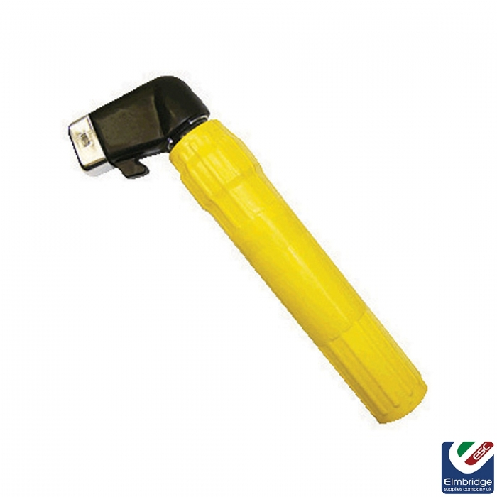 Twist Type Yellow Handle Electrode Holders