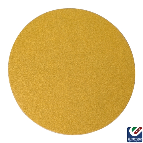 Mirka Gold 125mm Plain Stick-on Sanding Discs