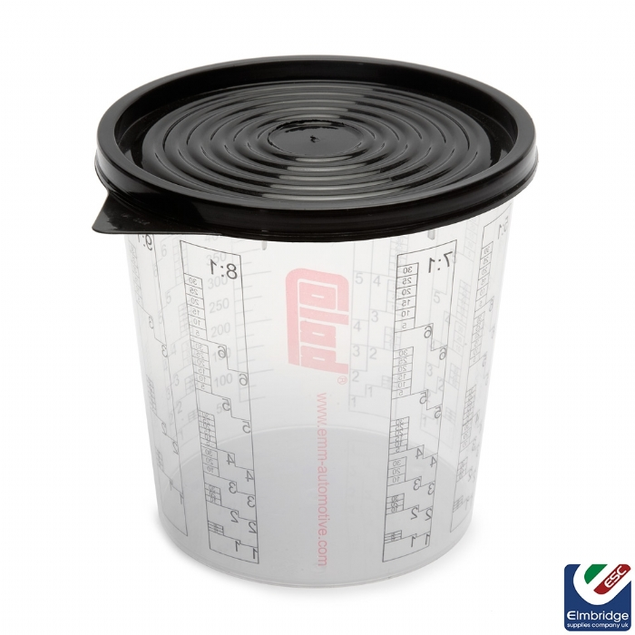 Disposable Plastic Paint Mixing Cups
