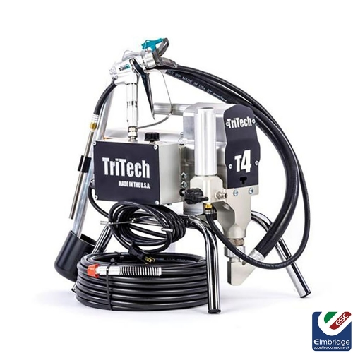 TriTech T4 Electric Airless Sprayer Outfit