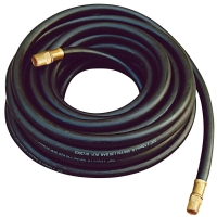 1/4'' Black Rubber Air Hose