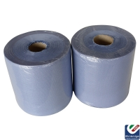 Blue Industrial Rolls