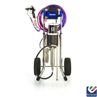 Graco Merkur 45:1 3.0 Ipm (0.8 gpm) Air Assisted Spray Pump Packages