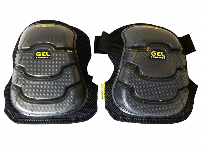 Kuny Gel Airflow Knee Pads