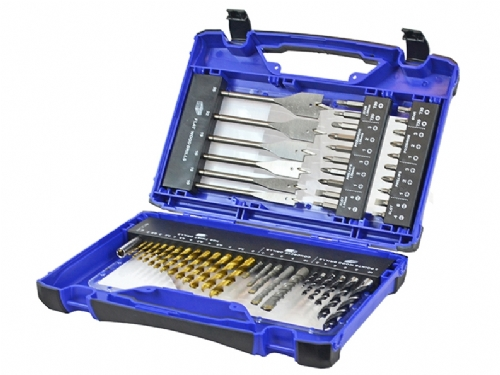 Faithful 51 Piece Mixed Drill & Accessory Set