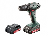 Metabo 18v LTX Hi-Performance Li-Ion Combi Drill