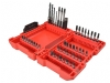 Milwaukee 48 Piece Impact Duty Shockwave Accessory Set
