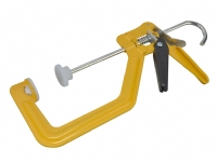 Roughneck 15cm / 6' Capacity Turbo Clamp