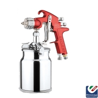 DeVilbiss JGA HD Conventional Spray Gun - Suction Feed