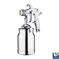DeVilbiss FLG-5 Spray Gun Range, Trans Tech - Suction Feed (FREE WOLFRAM CAP)