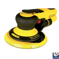 Mirka PROS - Pneumatic Random Orbital Sanders - with 5 Boxes of 50 Abranet Ace Discs Included!