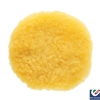 Mirka Polarshine Polishing Wool Pads, Velcro Grip  80mm Lambs Wool Pro