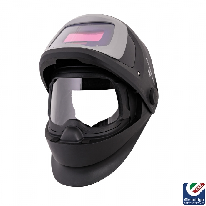 3M Speedglas 9100FX Air Welding Helmet with 3M Adflo Powered Air Respirator