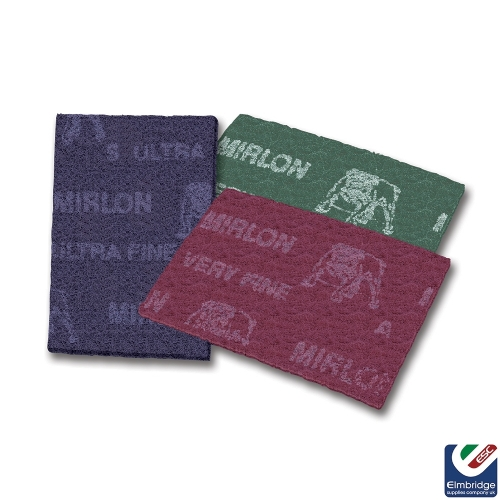 Mirlon Finishing Pads