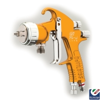 DeVilbiss GTi Pro Lite Compliant Spray Gun, Trans Tech - Pressure Feed