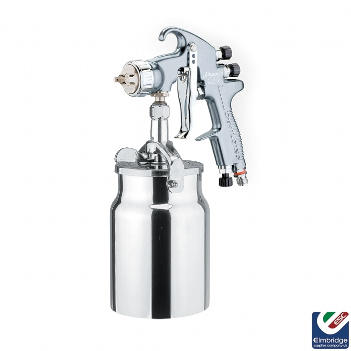 DeVilbiss Advance HD Conventional Spray Gun Range - Suction Feed