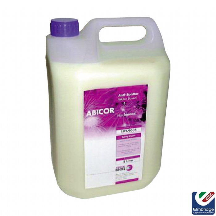 Abicor Binzel Water based Antispatter Liquid