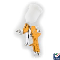 DeVilbiss SRi Pro Lite Gravity Spray Gun, HVLP