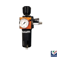 DeVilbiss Finish Line FLFR-1 Filter / Compressed Air Regulator