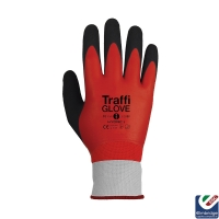 TraffiGlove TG1060 Hydric 1 Red Safety Glove