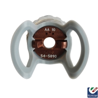 Flat Tip HVLP Air Cap AA10 for Binks AA4400M Air Assisted Airless Spray Guns
