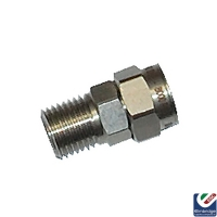 Swivel Adapter for Binks AA4400M Air Assisted Airless Spray Guns