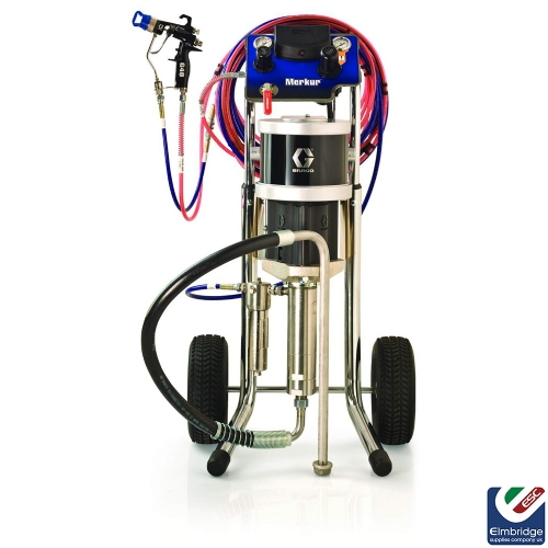 Graco Merkur 15:1 9.0 Ipm (2.49 gpm) Air Assisted Spray Pump Packages