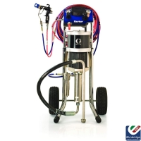 Graco Merkur 36:1 6.0 Ipm (1.6 gpm)  Air Assisted Spray Pump Packages