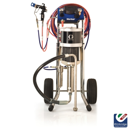 Graco Merkur 48:1 4.5 Ipm (1.2 gpm) Air Assisted Spray Pump Packages