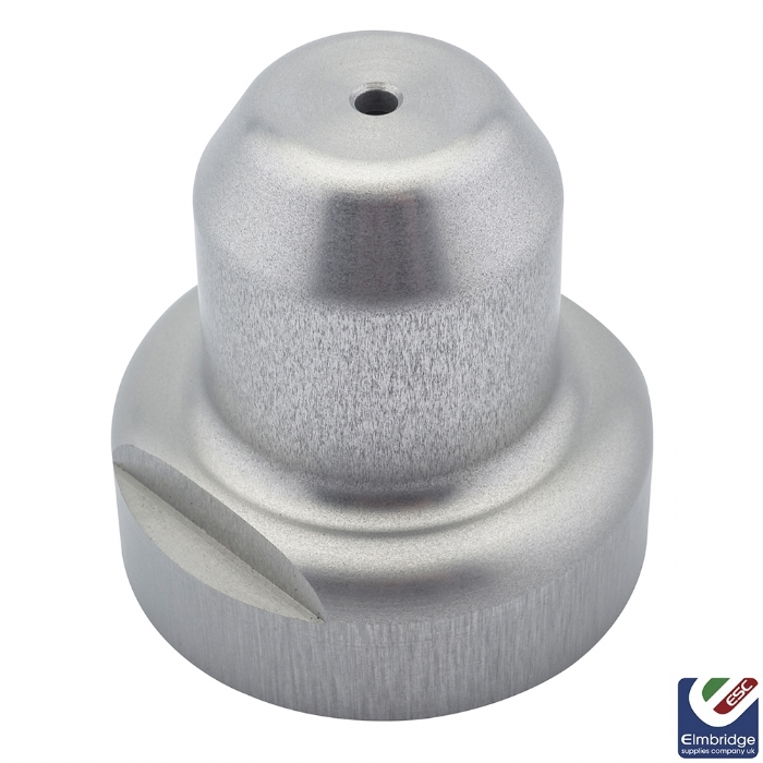 Fixed Needle Position End Cap for DeVilbiss AG-360 Series Low Pressure Automatic Spray Guns