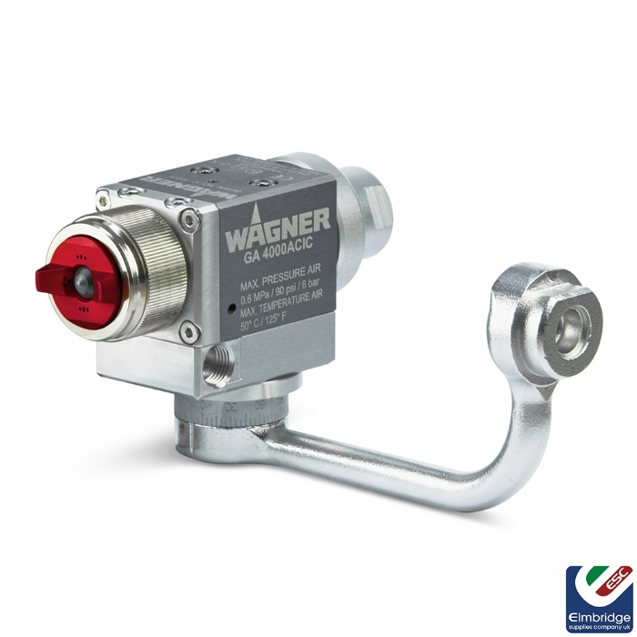 Wagner GA4000 Automatic Air Assisted Airless Spray Guns - ACIC/ACEC