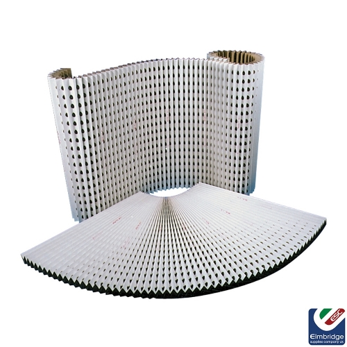 Concertina Spray Booth Filters