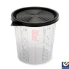 Disposable Plastic Paint Mixing Cup Lids