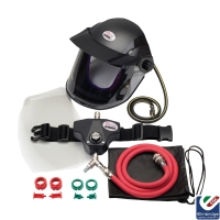 DeVilbiss MPV Full Face Air-Fed Visor and Spares