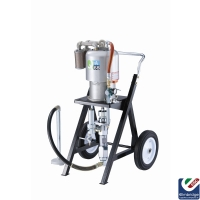 Q-Tech QA68 Pneumatic Airless Spray Pump