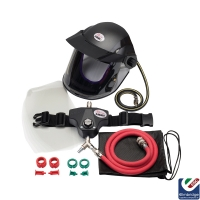 DeVilbiss Pro Visor Airfed Respirator PROV-650 and Spares
