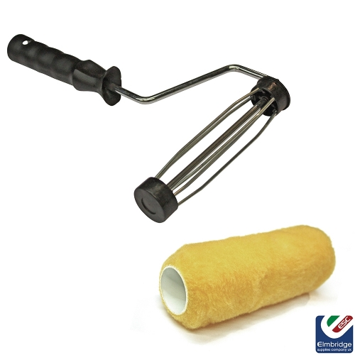 7'' Paint Roller Frames and Sleeves