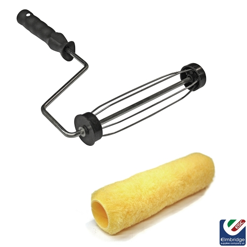 9'' Paint Roller Frames and Sleeves