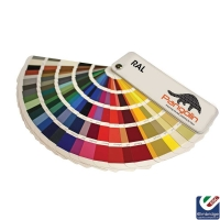 RAL K7 Colour Chart