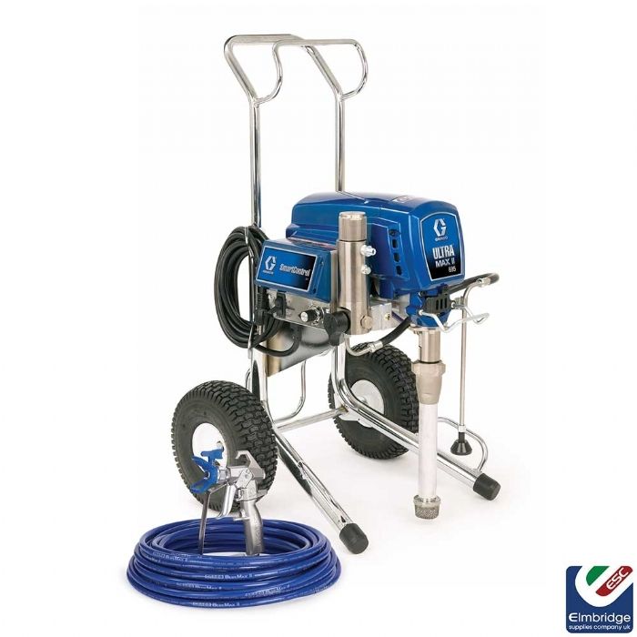 Graco Ultra Max II 695 Electric Airless Sprayer Systems   Standard Hi-Boy 16X658