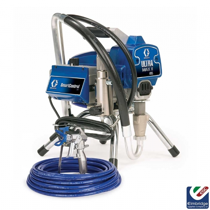 Graco Ultra Max II 495 PC Pro Electric Airless Sprayer Systems