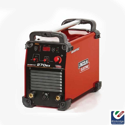 Lincoln Invertec 270SX & 400SX MMA Welders   270SX - Ready to weld package